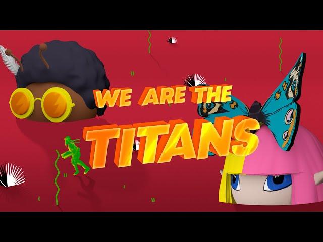 Major Lazer - Titans (feat. Sia & Labrinth) (Official Lyric Video)