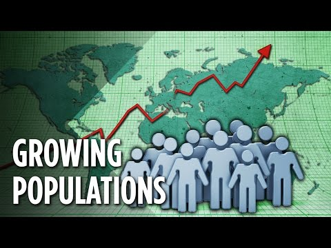 Which Countries Have The Fastest Growing Populations?