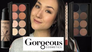 Brands No One Talks About: GORGEOUS COSMETICS Swatches, Application, Review