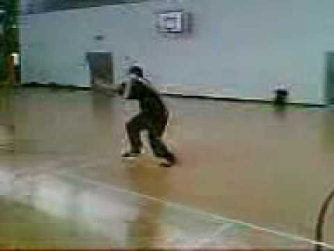SIfu Terry Frost Double Broad Sword 1999