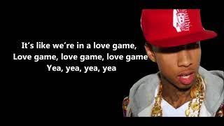 Gambar cover Love Game Tyga Lyrics