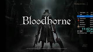 Bloodborne Any% CP Speedrun in 27:32 IGT (World Record)