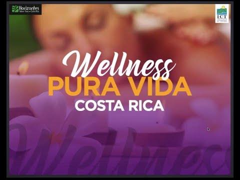 Webinar Profesional: Wellness Pura Vida, naturaleza y bienestar en Costa Rica