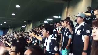 2014/8/2 オリックスVSロッテ 京セラドーム キラメキラリ フレーフレー...