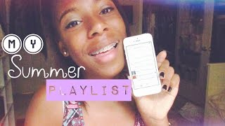 My Summer Playlist 2014! Thumbnail