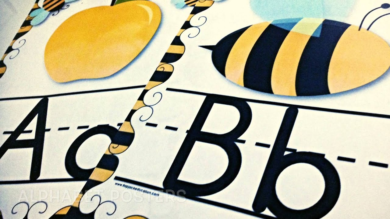 BEE Classroom Theme Decor Pack