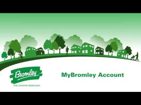 MyBromley - Public Information Explainer Video