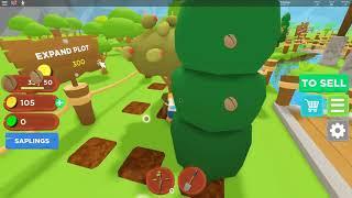 Robzi - симулятор посадки деревьев!
