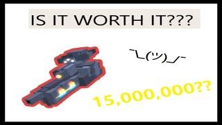 StarGun Review Fantastic Frontier (Worth 15 Million Gold??)