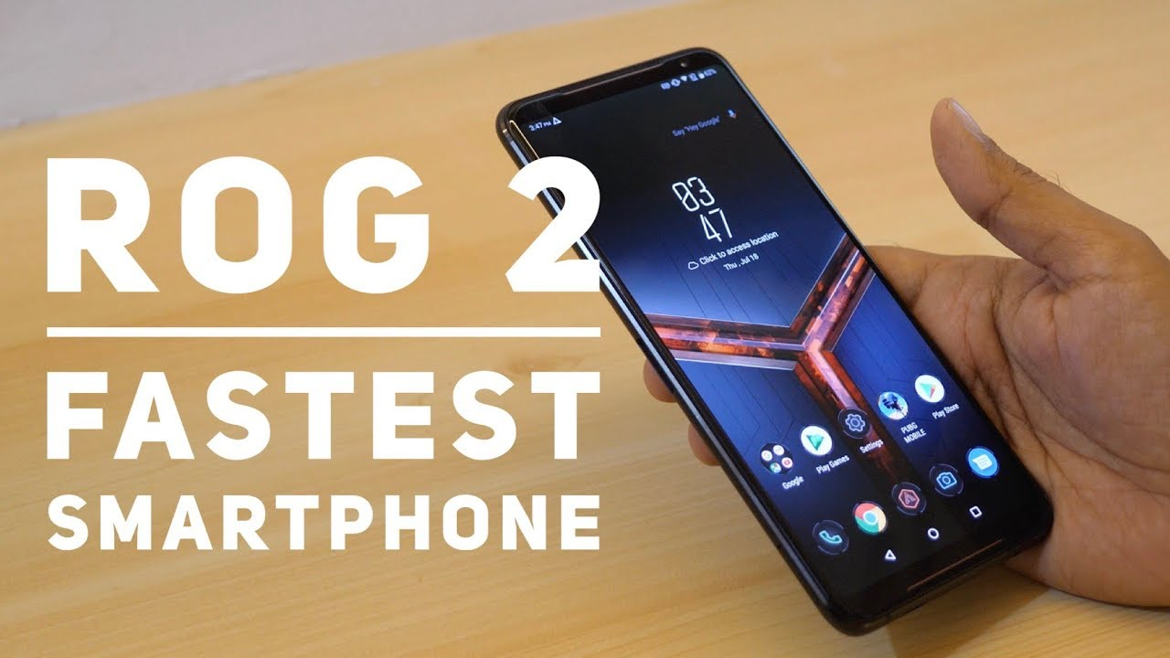Asus ROG Phone 2 full details
