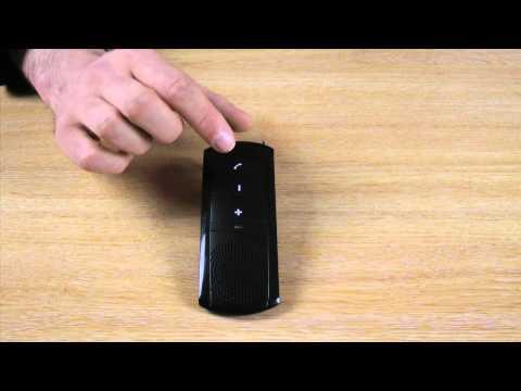 SD Visor Blade Bluetooth Car Kit