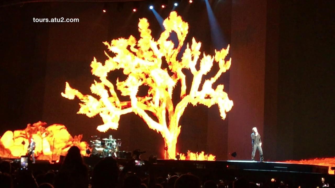 U2 Calendar & Event Listings