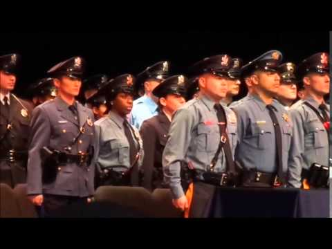 Rhode Island Fire Academy Graduation Ceremony
