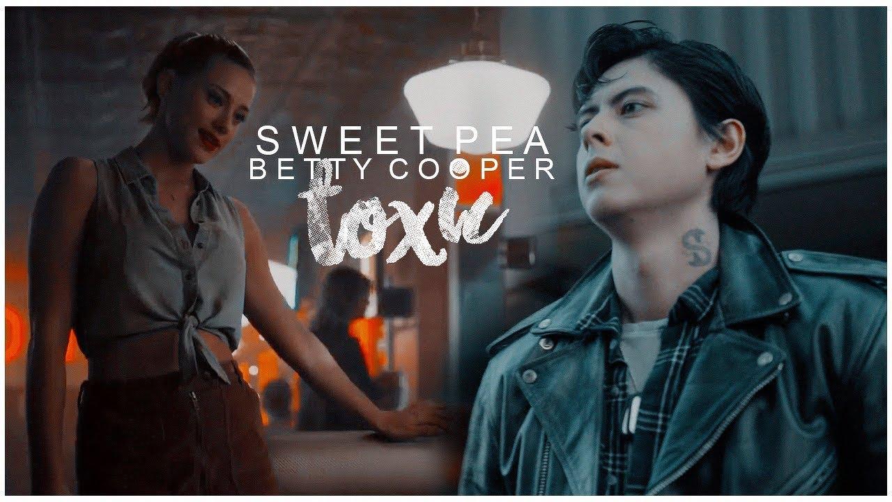►Sweet Pea & Betty Cooper | toxic [au]