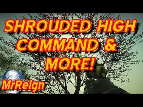RAGE 2 - Shrouded High Command - Desert Kindling - Crank - Blood In The Mud  - Lost Cause - Wet Fuse
