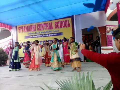 Sitamarhi central school program