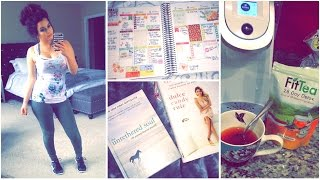 My healthy lifestyle goals & tips! | how i get motivated + dealing with stress anxiety!