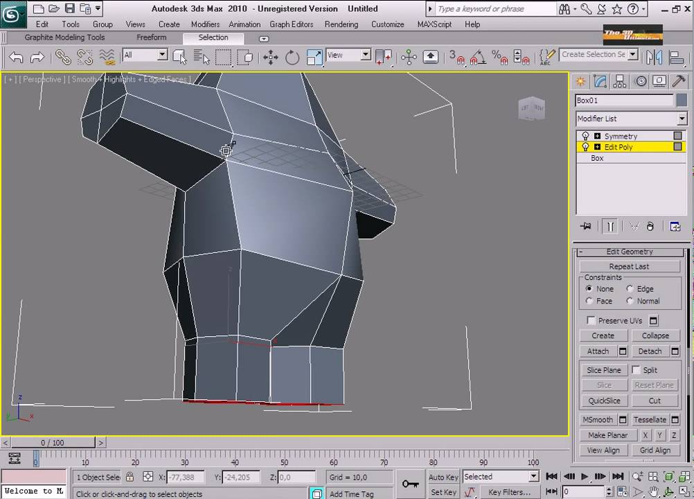Character Design Tutorial In 3d Max : Modeling cartoon character part the dultimate d