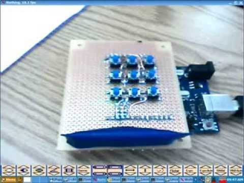 Waltech LadderMaker Ladder Logic Software Demo with Arduino