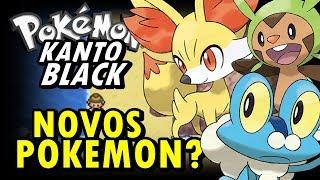 Pokemon Kanto Black (Detonado - Parte 8) - Clauncher e 6ª Geração