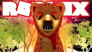 CHEETAH EAT CHEETAH! Wild Savannah Roblox. Survival Realism Let Play Family Fun