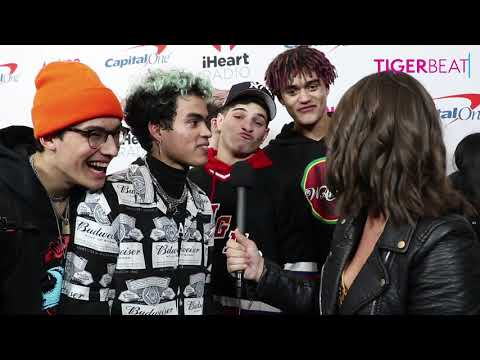 ALESSIA CARA, PRETTYMUCH & AND MORE | New Year's Resolutions