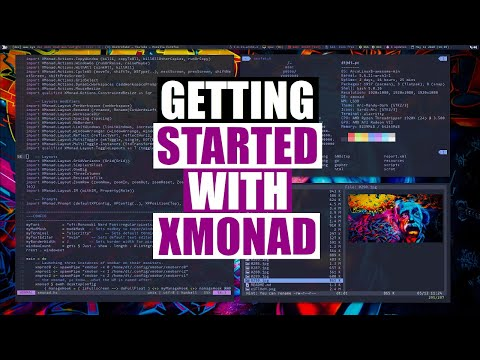 Getting Started With Xmonad