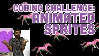 Coding Challenge 111 Animated Sprites