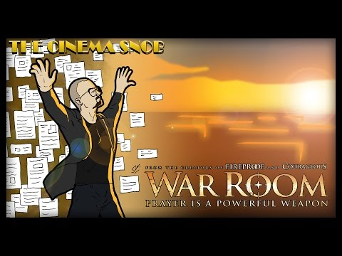 The Cinema Snob: WAR ROOM