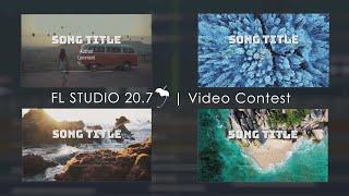 FL STUDIO 20.7 | Visualizer Contest x Share in $5000 IL VCash!