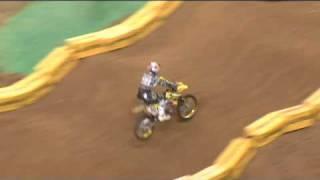 Supercross - St. Louis 2009 - Pastrana Practice