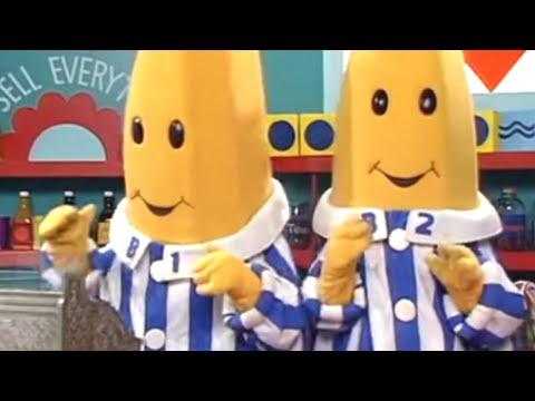 Banana Shop - Classic Episode - Bananas In Pyjamas Official