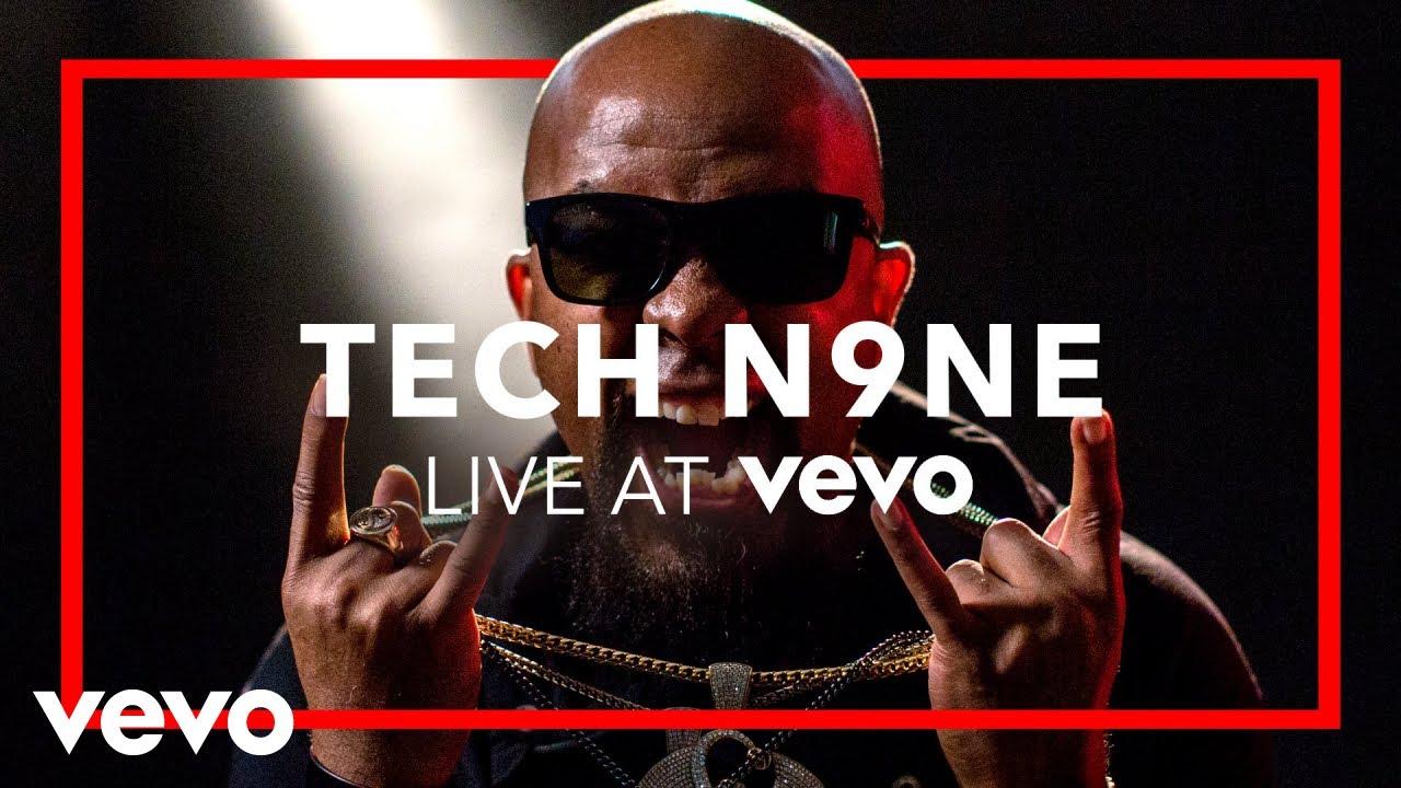 Tech N9ne - Comfortable (Live At Vevo)