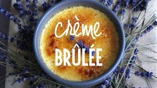 Crème Brûlée | Rendez-vous en Provence