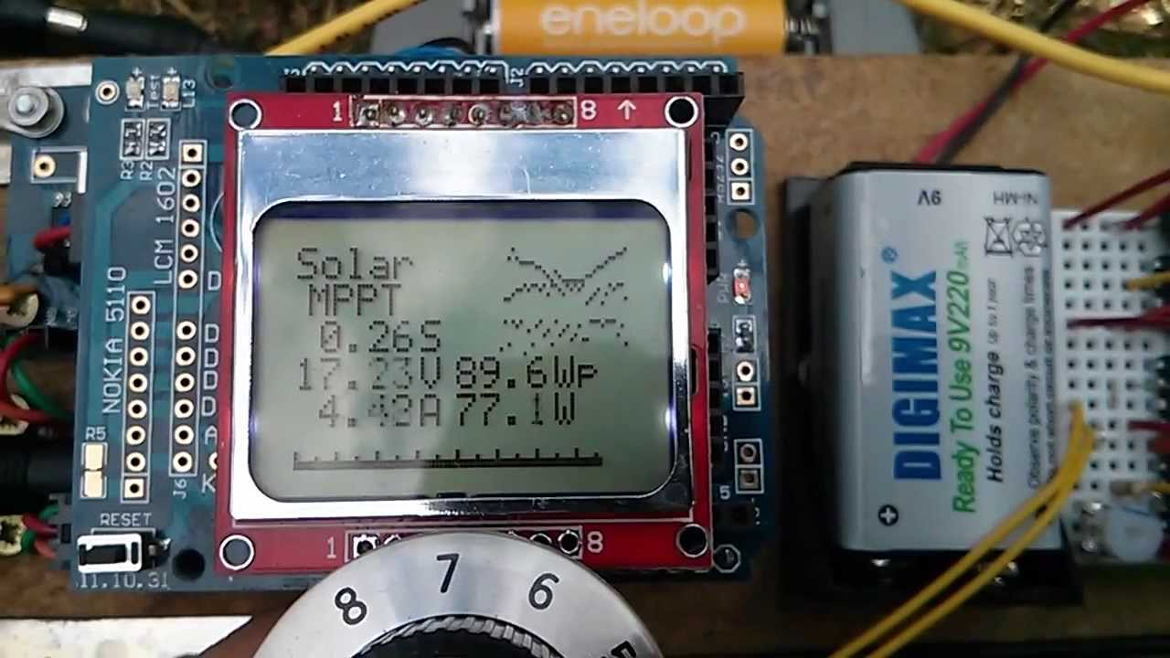 Arduino Mppt Solar Charge Controller 15 Changes Coming