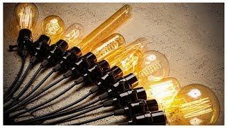 Ретро лампа Эдисона в стиле лофт обзор /???? Loft лампочку купить