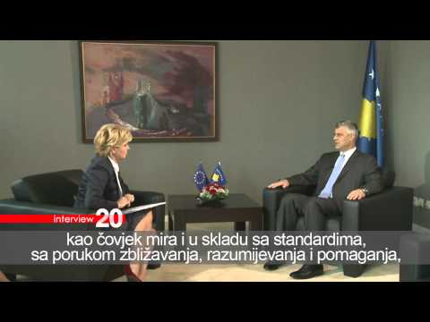 Interview 20 Hashim Thaci TRAILER