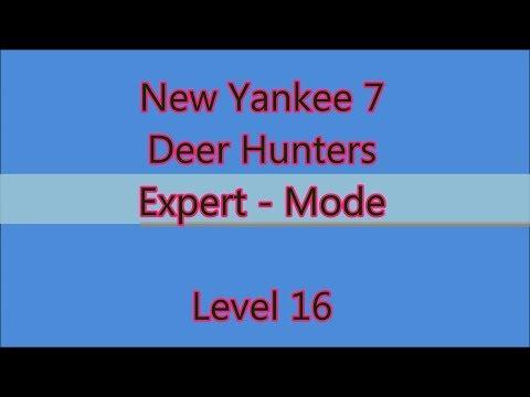 New Yankee 7 - Deer Hunters Level 16 |