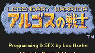 Atari Lynx Longplay [04] Rygar - Legendary Warrior