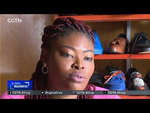 Nigerian marine biology graduate finds fortune in making shoes