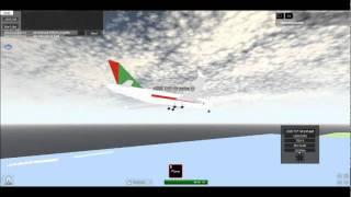 air transat flight 236 roblox edition