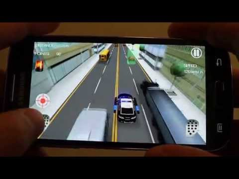 Free Android Police Driver Death Race Game