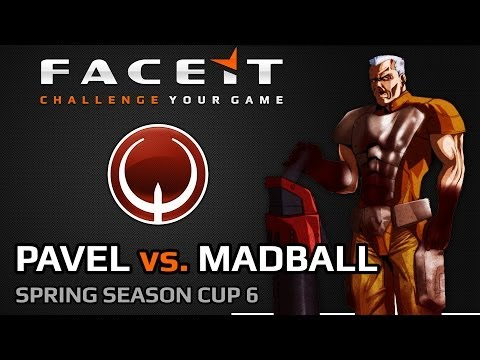 FACEIT QL SSC6 2014 QUARTER FINAL | (pavel vs. Madball)