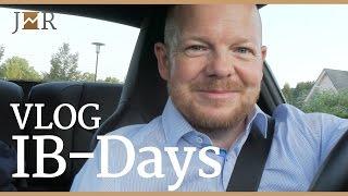 VLOG IB-Days 2016 - Jens trifft Michael Voigt