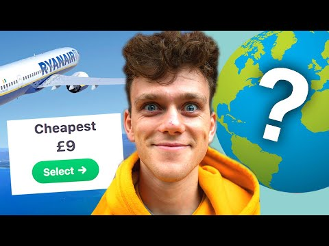 We Took The 3 Cheapest Flights In A Row And Ended Up...