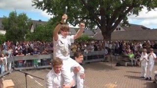 Königsvogelschießen der Aloisius-Jugend 2013