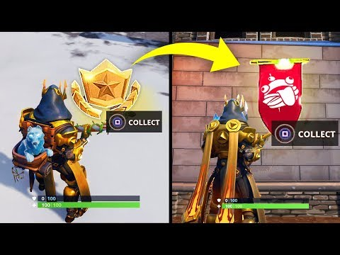 WEEK 6 SECRET BANNER SEASON 7 LOCATION GUIDE! - Fortnite Find the Secret Banner in Loading Screen 6