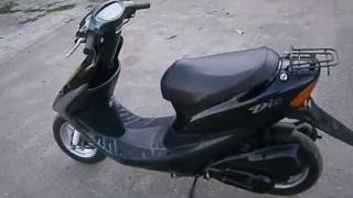 Скутер Honda Dio AF-34 от компании САН-МОТО. Короткий обзор модели(Японский скутер Honda Dio AF-34 (Хонда Дио) без пробега по РФ с полной предпродажной подготовкой от компании САН-МО..., 2016-08-29T13:06:13.000Z)