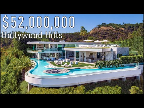 Inside a $52 Million Beverly Hills Mansion! – Robin Drive