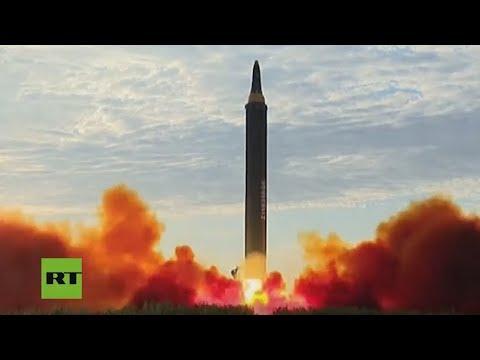 Corea del Norte difunde cómo fue su última prueba de misil [versión completa]